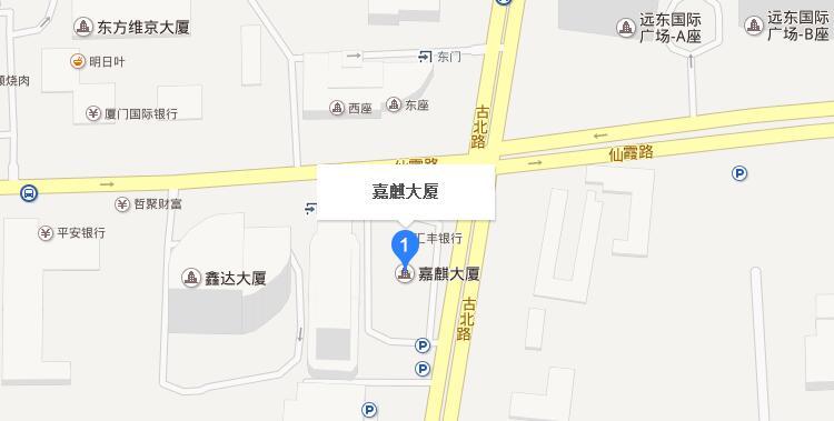 嘉麒大厦地址