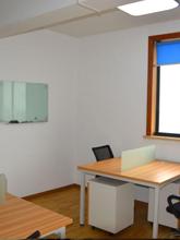 蓝村大厦個室オフィス2