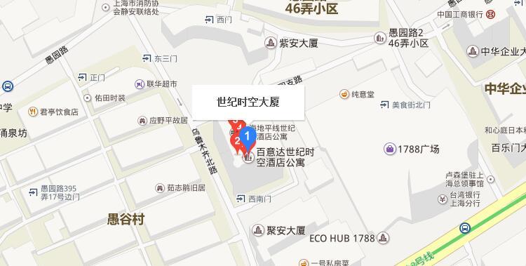 世纪时空大厦地址