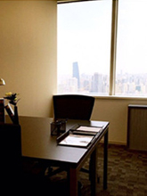 万都中心個室オフィス2