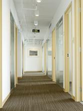 百乐门大厦個室オフィス廊下